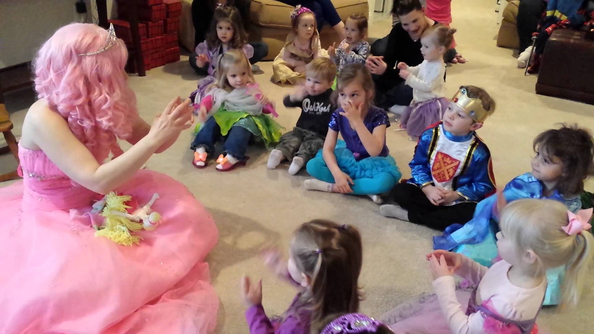 Image result for princess party