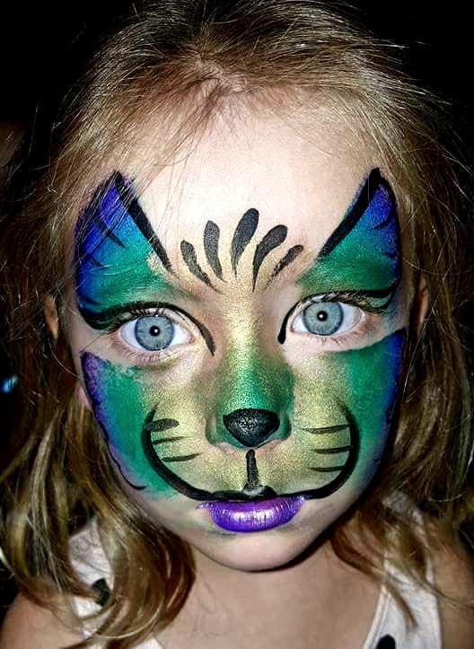 Enchanted Face Painting Package