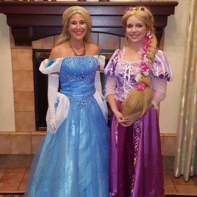 Princess parties maryland