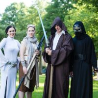 star wars Silver spring md fairytale princess events