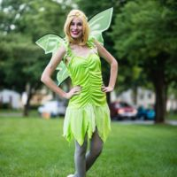 Silver spring md. Tinkerbelle party
