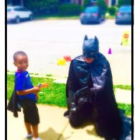 Batman Silver Spring Fairytale Princess Events